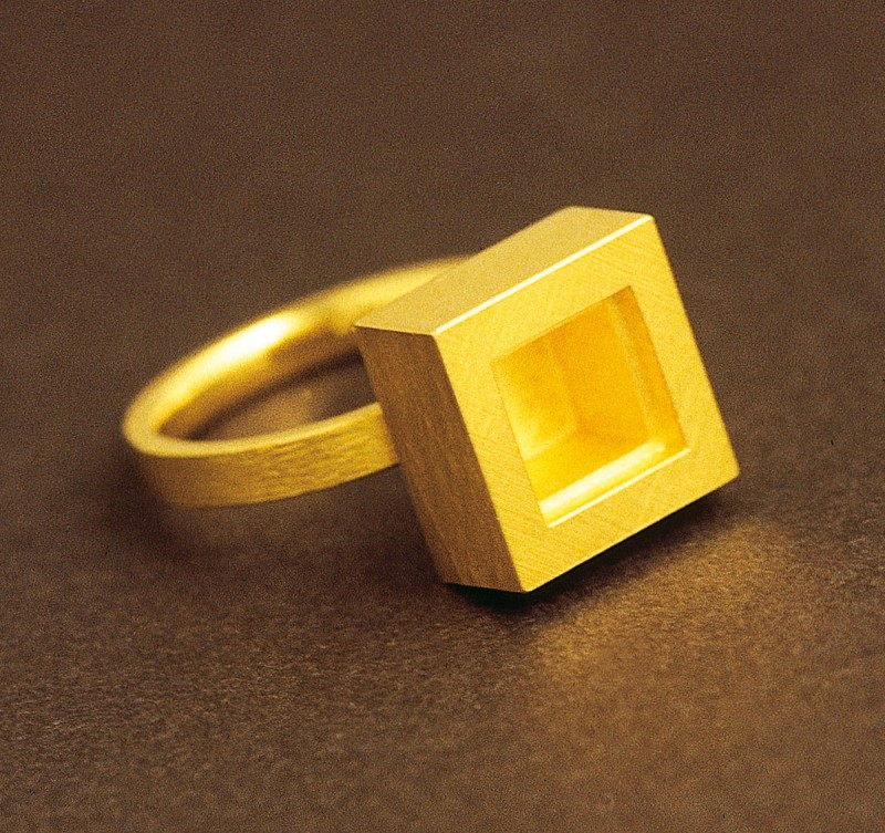Michael Becker - ring