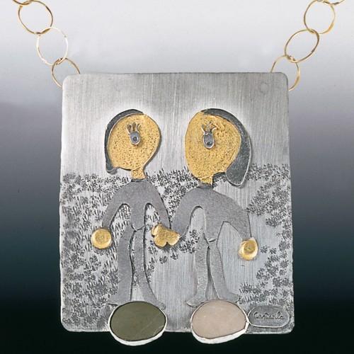 Joaquim Capdevila - necklace