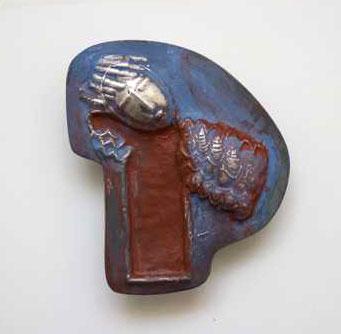 "Joaquim Capdevila - brooch ""Angel"""