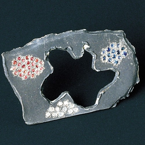 Karl Fritsch - brooch 1999
