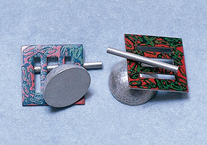 Sabine Hauss - earrings
