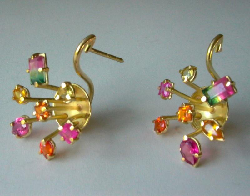 Anna Heindl - earrings