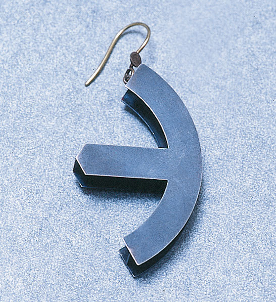 Fritz Maierhofer - earrings