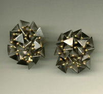 Jacqueline Ryan - earrings 2000