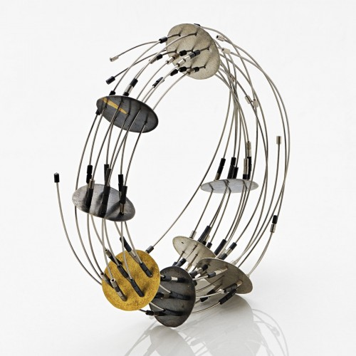 """Maria Rosa Franzin - bangle """"wire"""""""