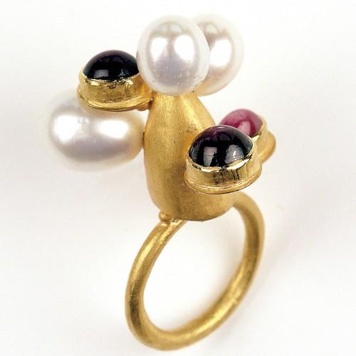 Rike Bartels - ring 2003