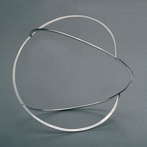 "Jiri Sibor - bracelet ""Twisted circles"""