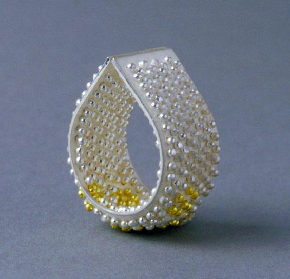 Salima Thakker - ring