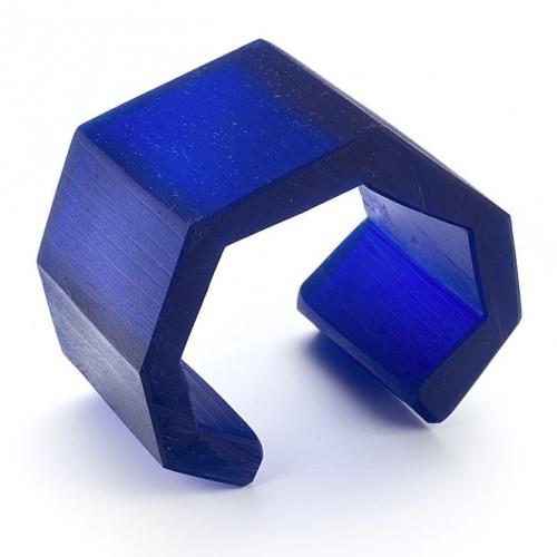 Yoko Shimizu - bangle blue