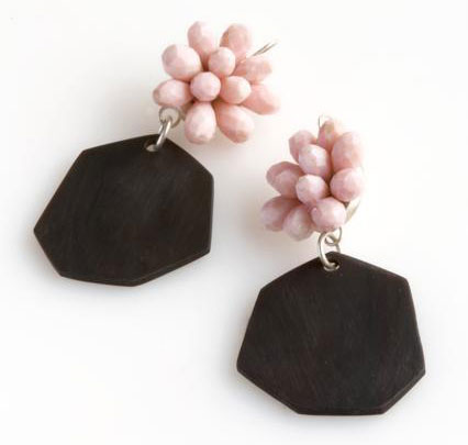 Stephanie Jendis - earrings without title