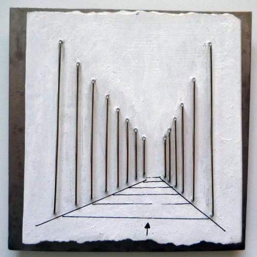 "Renzo Pasquale - brooch ""street"""