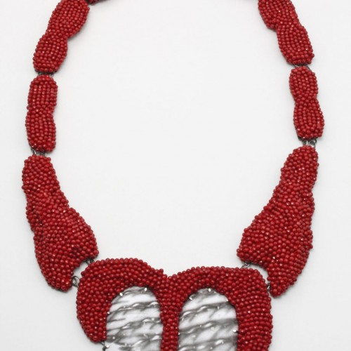 Isabell Schaupp - Red cushion