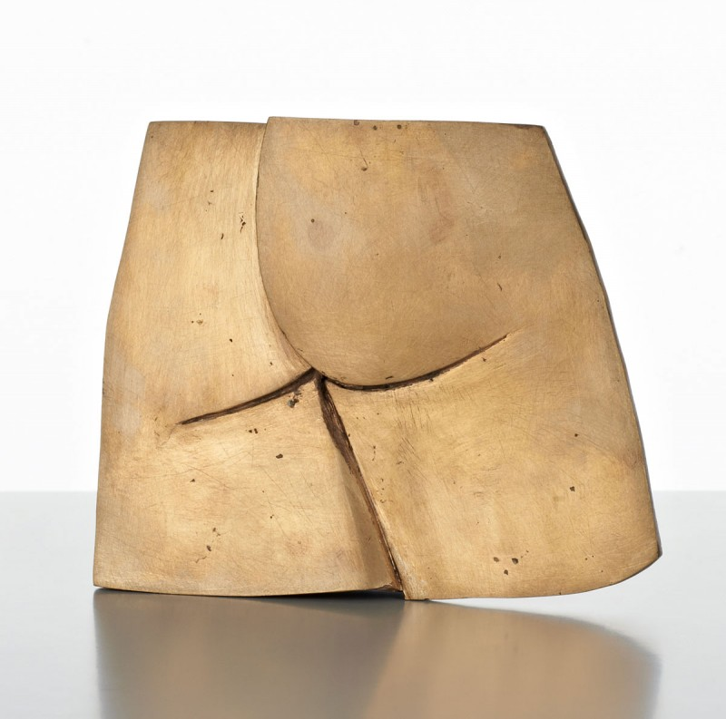 "Bruno Martinazzi - sculpture ""Athlete"""