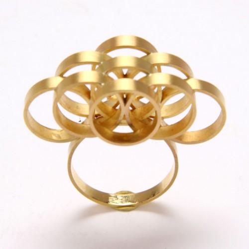 Paula Crespo - ringsculpture