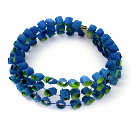 Annamaria Zanella - blue crown