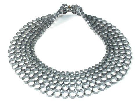 Salima Thakker - necklace collar