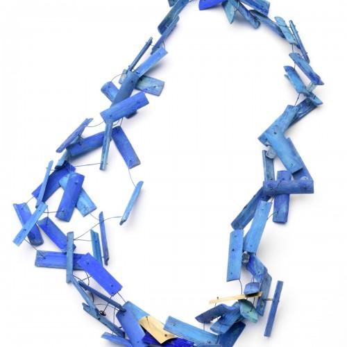 Annamaria Zanella - blue doors