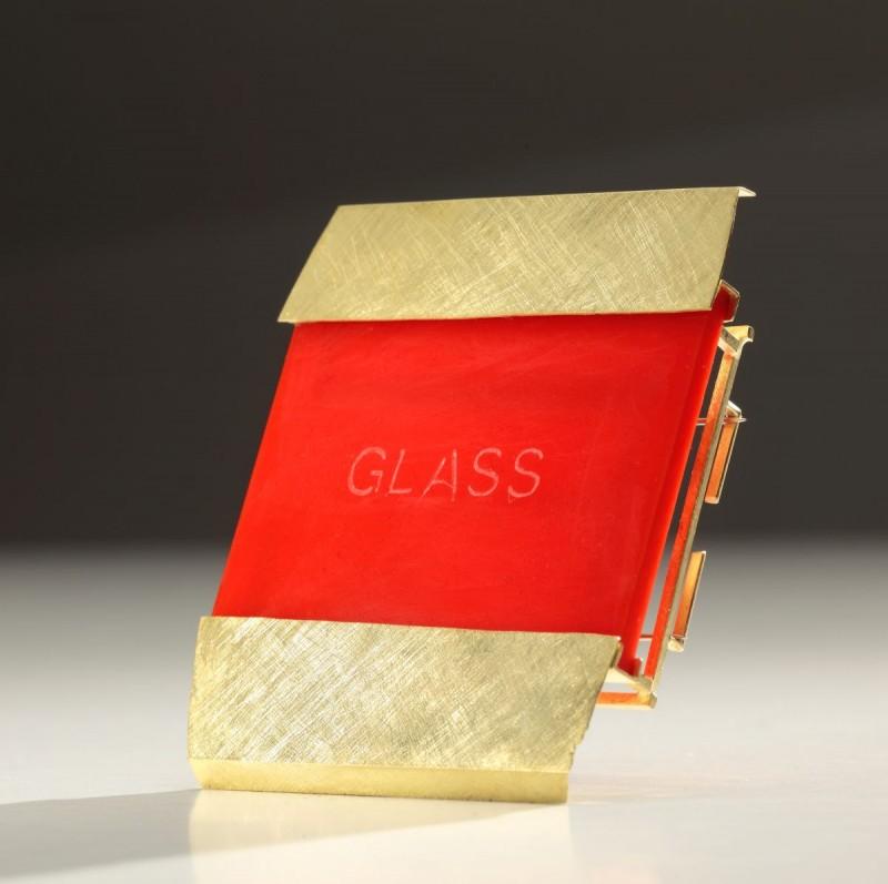 Renzo Pasquale - glass