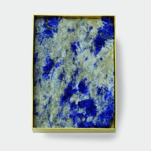 Michael Becker - brooch lapis lazuli