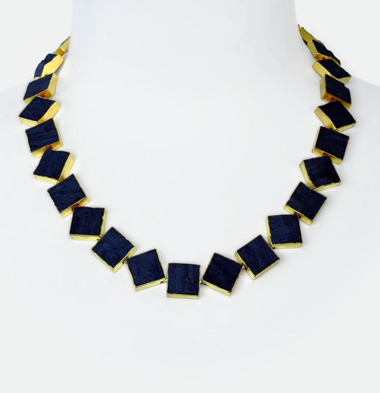 Michael Becker - necklace with haematite