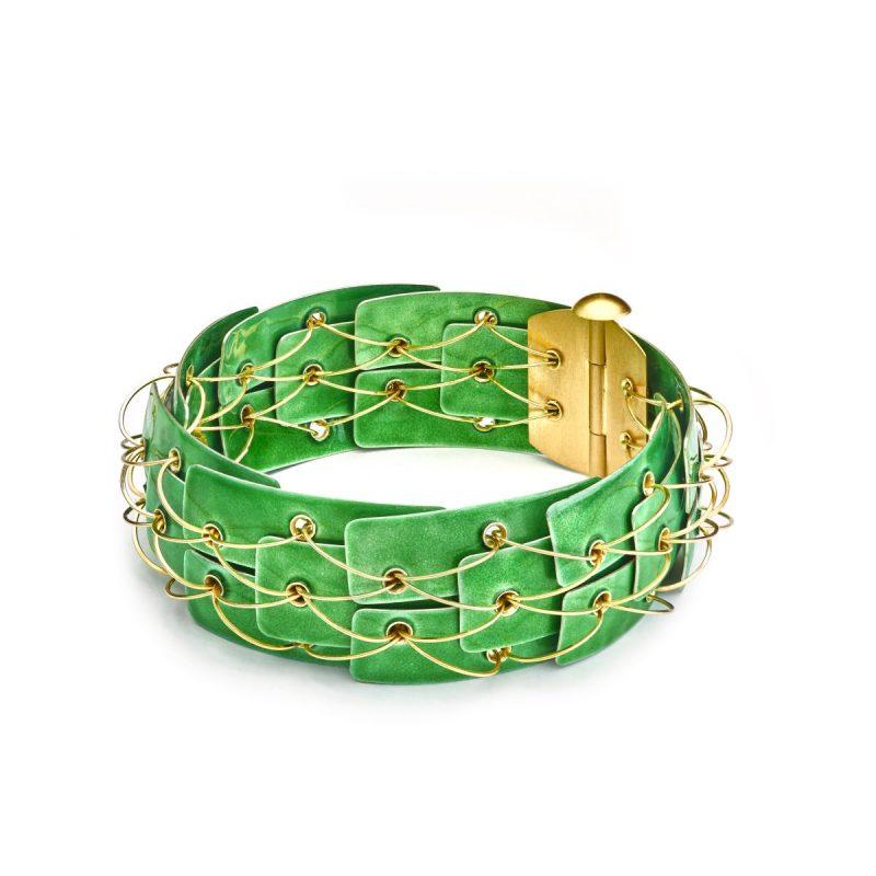 Ralph Bakker - bracelet green