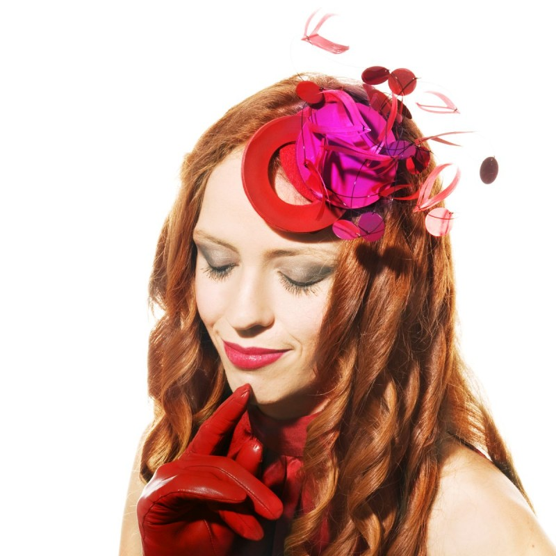 Birgit Sophie Metzger - headpiece